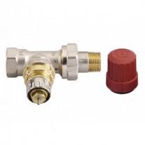 Termostatski ventil DANFOSS RA-N - ravni