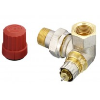 Termostatski ventil DANFOSS RA-N - kotni levi
