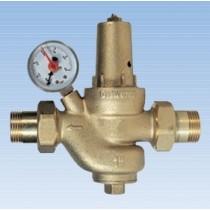 Reducirni ventil WATTS DRVM (s holandci in manometrom)