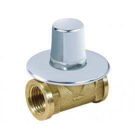 Podometni prepustni ventil s kapo FERMES art. 140