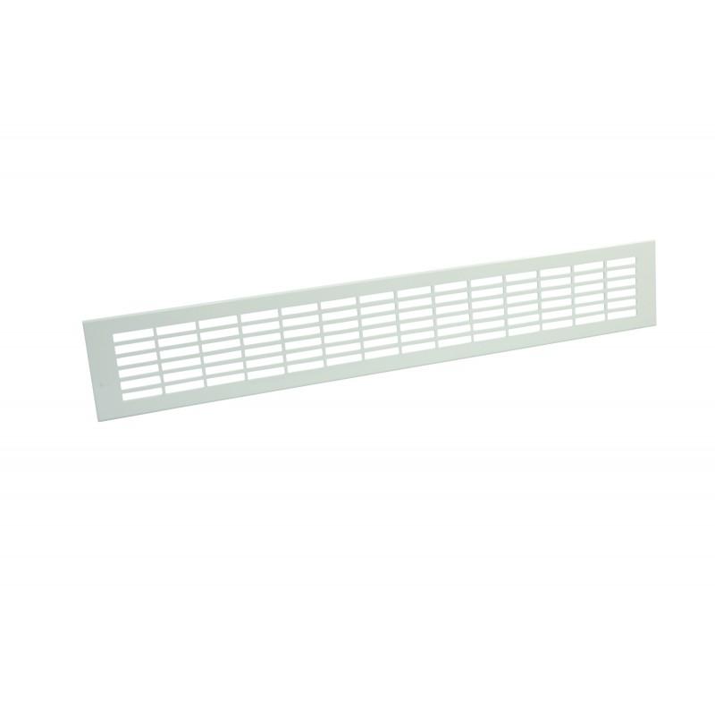 Aluminijasta rešetka za vrata - 500*80 mm