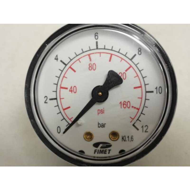 Manometer 4 bar (slika je simbolična)