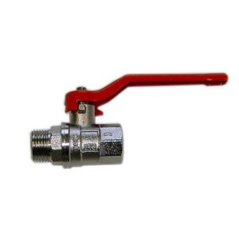 Kroglični ventil FIT s holandcem in Z/N navojem