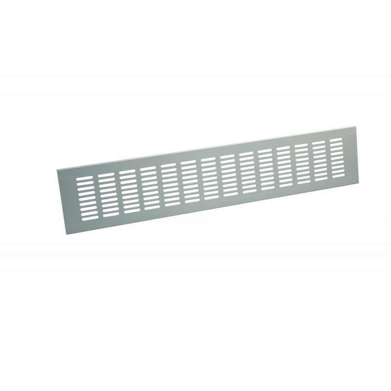 Prezračevalna rešetka za vrata - 400*80 mm