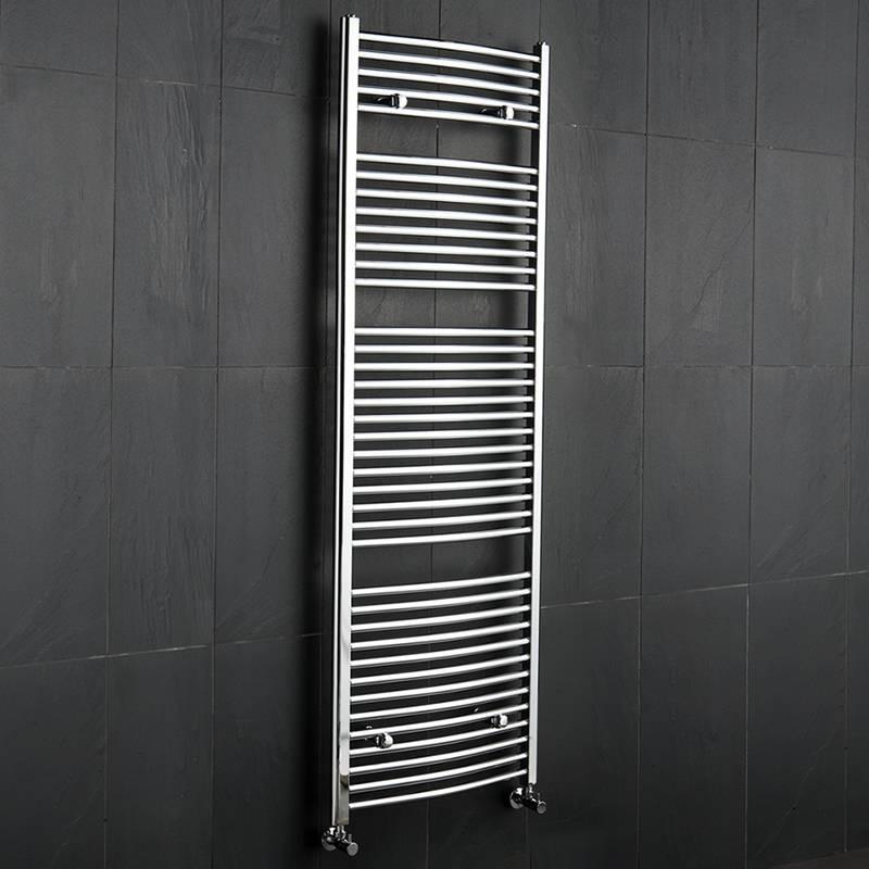 Kromiran kopalniški radiator RETTIG