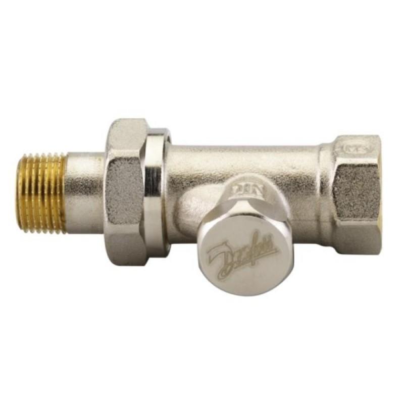 Zaporni ventil DANFOSS RLV-S, 003L0122 in 003L0124