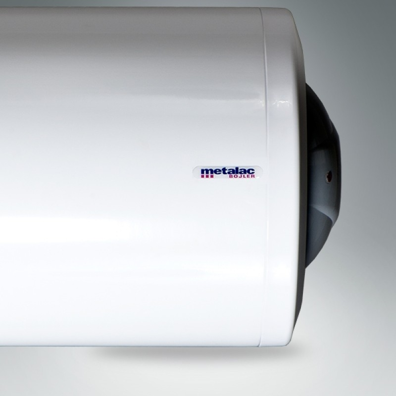 Ležeči bojler METALAC STANDARD 80L - kapa