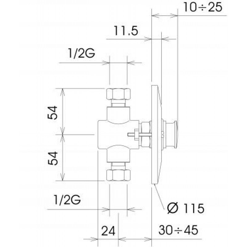 Latorre 410/UR dimenzije