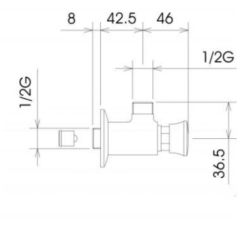 Latorre 420/UR dimenzije